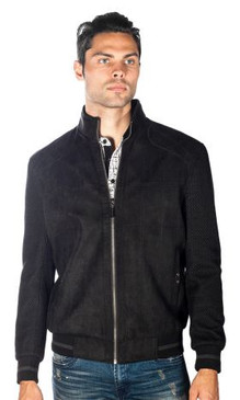 JPJ Huck Black Men's Jacket