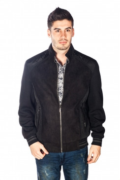 JPJ Otis Black Men's Jacket