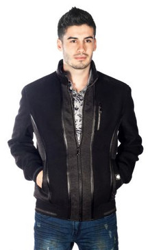 JPJ Watson Black Men's Jacket