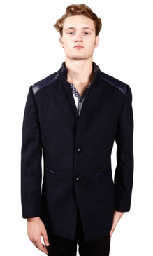 JPJ Attention Men's Blue Jacket