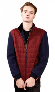 JPJ Camp Men's Red Jacket