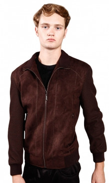JPJ Crow Men's Brown Blazer Jacket
