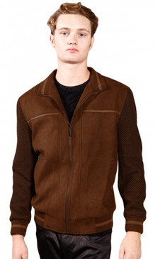 JPJ Dusk Men's Brown Jacket