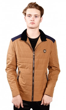 JPJ Power Men's Brown Jacket
