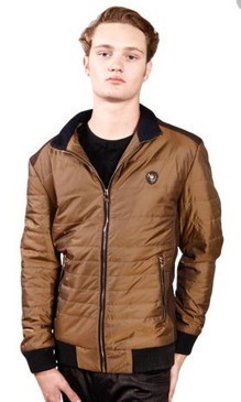 JPJ Power Men's Dark Brown Jacket