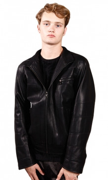 JPJ The Biker Black Jacket