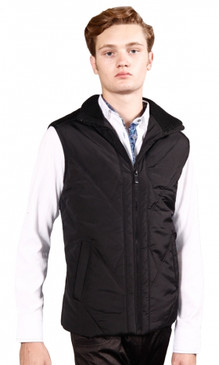 JPJ Traveler Black Men's Vest
