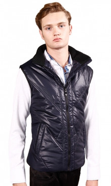 JPJ Traveler Blue Men's Vest