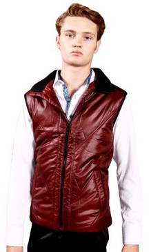 JPJ Traveler Red Men's Vest
