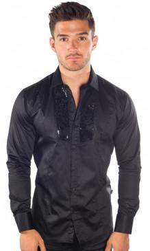 JPJ Awaken Black Shirt