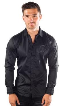 JPJ Commander Black Shirt