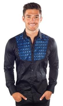 JPJ Rodeo Black Royal Shirt