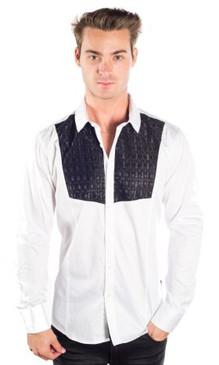 JPJ Rodeo White Black Shirt