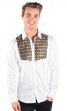 JPJ Rodeo White Gold Shirt
