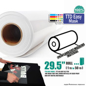 "Siser TTD Easy Mask - 29.5"" x 150ft"