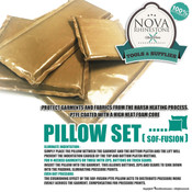 Sof-Fusion Pillow Set - 6x6, 5x16, 10x10 and 15x15