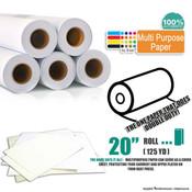 """Siser Multi Purpose Paper - 20""""x125 Yards"""
