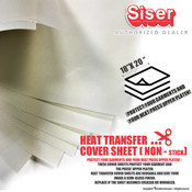 Siser Heat Transfer Cover Sheet
