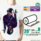 "Siser ColorPrint PU - 20"" Wide"