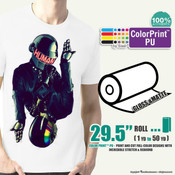 "Siser ColorPrint PU - 29.5"" Wide"