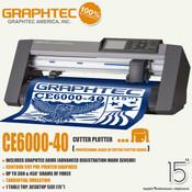 """GRAPHTEC CE6000-40 PLUS 15"""""""