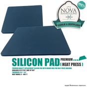 Heat Press Silicon Pad