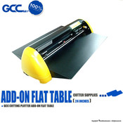 GCC Cutting Plotter Add-on Flat Tables for Jaguar, Puma, Expert