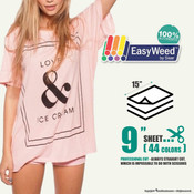 "Siser EasyWeed - 15"" x 9"" Sheet"