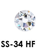 SS-34 Swarovski Rhinestones Hot Fix
