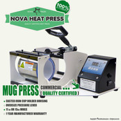 NOVA MUG Commercial Heat Press Machine