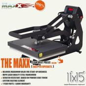 """STAHLS' The MAXX® Clam Heat Press 11""""x15"""""""