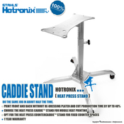 Stahls' Hotronix® Heat Press Caddie™ Stand