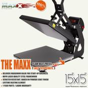 """STAHLS' The MAXX® Clam Heat Press 15""""x15"""""""