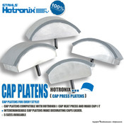 Stahls' Hotronix® Cap Heat Press Platens