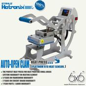 """STAHLS' Hotronix® AUTO OPEN CLAM Heat Press 6""""x6"""""""