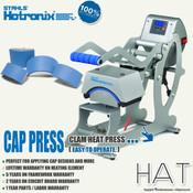 STAHLS' Hotronix® AUTO OPEN CAP Heat Press Machine