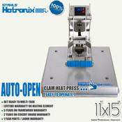 """STAHLS' Hotronix® AUTO OPEN CLAM Heat Press 11""""x15"""""""