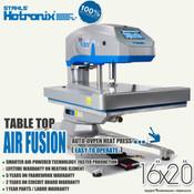 """STAHLS' Hotronix® AIR FUSION™ Heat Press 16""""x20"""" - Table Top"""