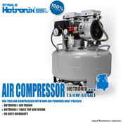 Stahls' Hotronix® Air Compressor