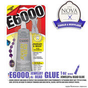 E6000 Jewelry and Bead Glue