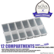 12 Compartments Caddy