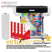 "Sawgrass Virtuoso 25"" VJ 628 - Large Format Complete High Volume Sublimation PRINTER KIT"