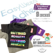 "Siser EasyWeed Adhesive - 12"" x 9"" Sheet"