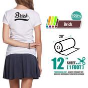 "Siser Brick - 20"" x 12"" Sheet"