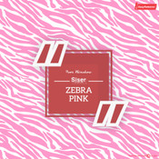 Siser EasyPatterns - Zebra Pink & White