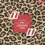 Siser EasyPatterns - Leopard Tan