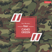 Siser EasyPatterns - Camouflage Green