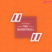 Siser EasyPatterns - Basketball