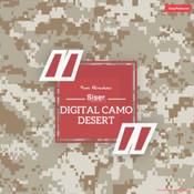 Siser EasyPatterns - Digital Camouflage Desert