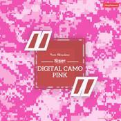 Siser EasyPatterns - Digital Camouflage Pink